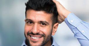 Fler män genomgår hårtransplantation